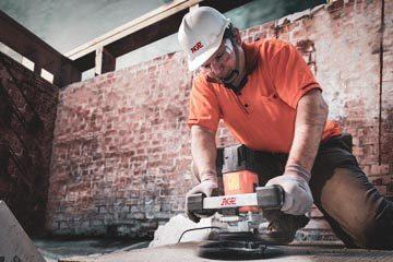 Ruční elektrické nářadí pro stavební firmy
