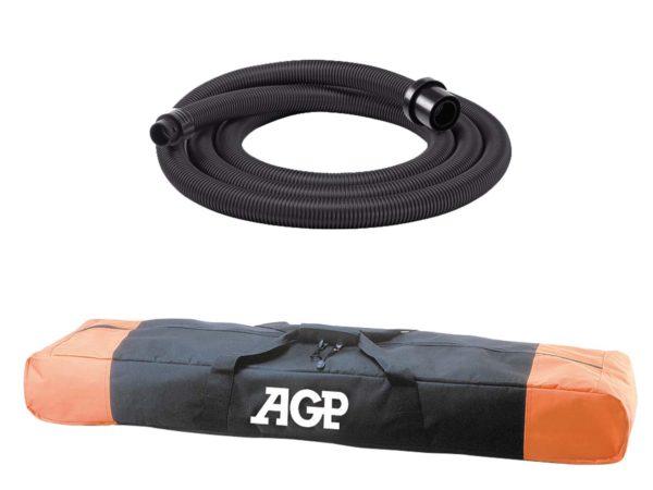 Obal a 4m hadice na vysavač pro LG125 a GS9
