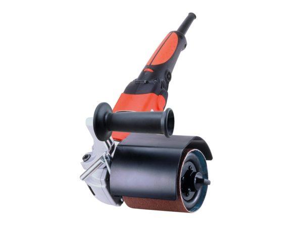 profesionální elektrická bruska a leštička na kov AGP