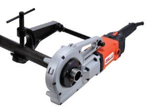 profesionální elektrický přenosný závitořez na trubky AGP PT600