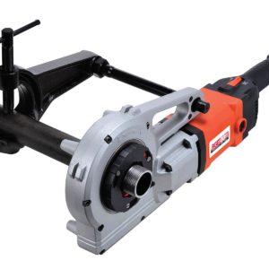 profesionální elektrický přenosný závitořez na trubky AGP