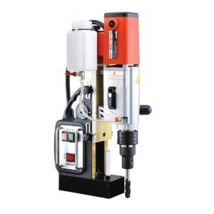 Profesionální elektrickájednorychlostní magnetická vrtačka a závitořez AGP