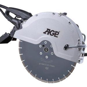 Elektrická ruční pila na beton AGP C16
