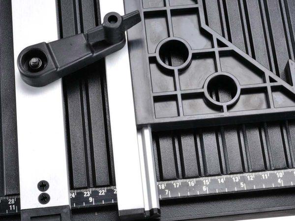 Stolová pila na dlažbu AGP TS9 - úhlové řezy