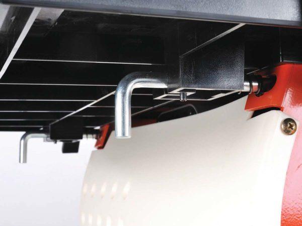 Stolová pila na dlažbu AGP TS9 - rychlá výměna kotouče