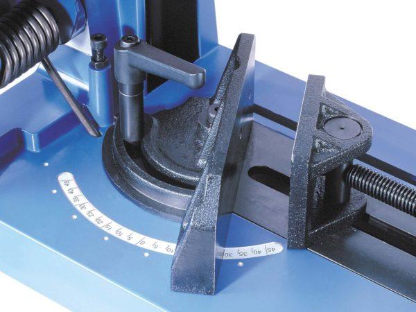 Kotoučová pila na kov AGP DRC355 - uzamikatelný svěrák