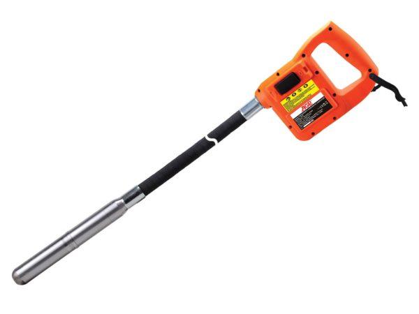 Elektrický ruční vibrátor do betonu