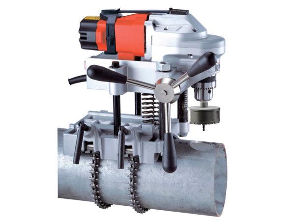 Elektrická vrtačka na trubky AGP HC127