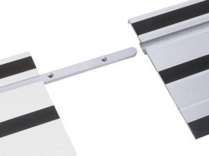 Spojka pro vodící lištu AGP