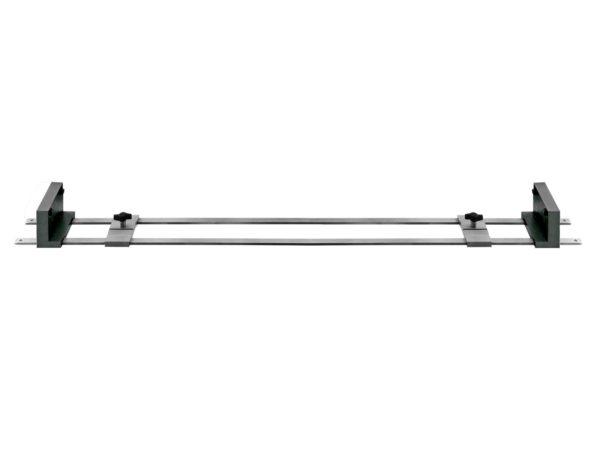 Systém podpěr na vodící lištu pro CG150