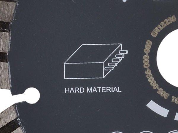 Diamantový řezný kotouč 150mm AGP