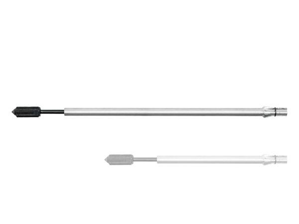 Středící kolík pro jádrové vrtáky s hloubkou 450 mm