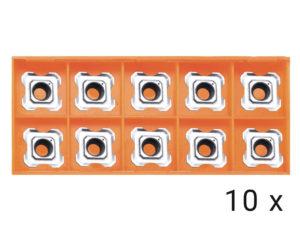 Karbidové břitové destičky R4 10x (HP1400,EB6T)